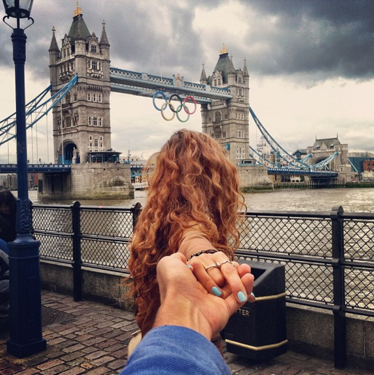 3. London: Tower Bridge @muradosmann