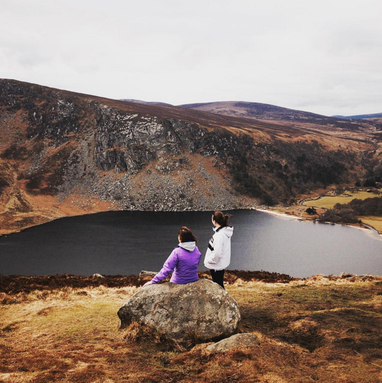 13. @cgall32 in the Wicklow Mountains