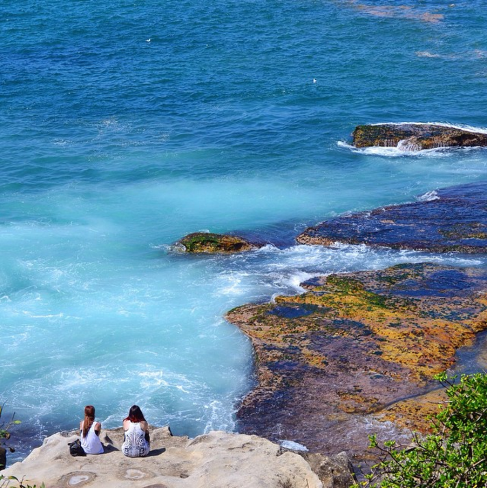 Australia was a monumental trip for me. Not only is the landscape beautiful (this was taken near Bondi Beach) but I was able to get a 10-hour locals tour from a friend I met on Instagram, @robmullaly. Rob took me all over Sydney and showed me places I would not have seen as a regular tourist. He also introduced me to two other Australian grammars -- @twistdee and @tony.irving -- and I continue to be motivated by them all. Whenever I explore with locals during my travels I learn so much more than if I was there on my own. I appreciate the time people give me more than they realize and am always very inspired by the pride they have in their cities.