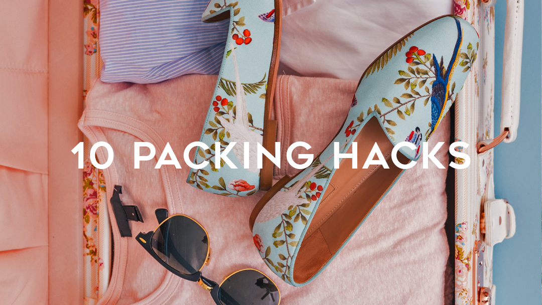 10 packing hacks The Travel Women