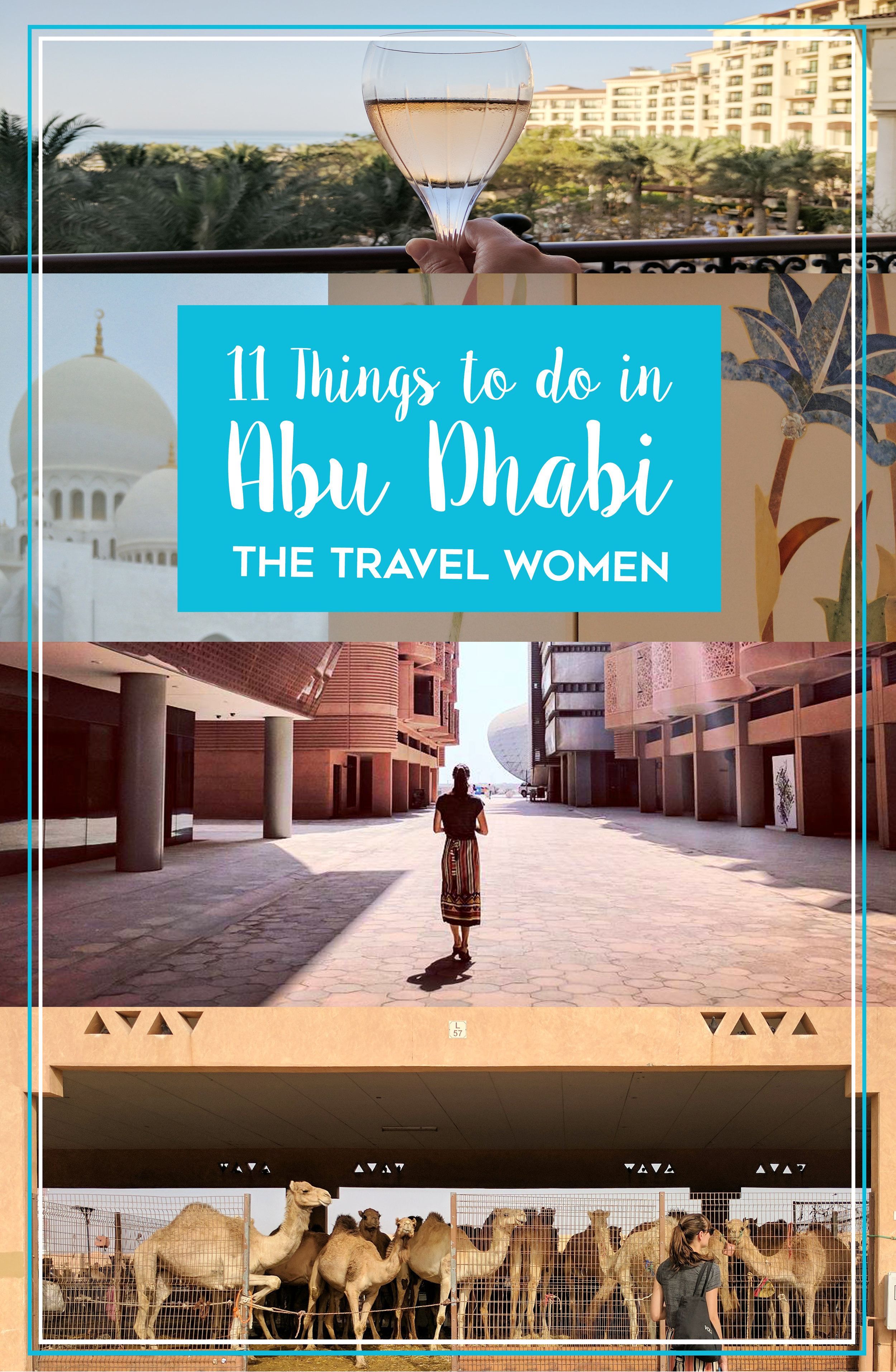 11 Do It Yourself Tutorials Tips Not To Miss: 11 Things To Do In Abu Dhabi