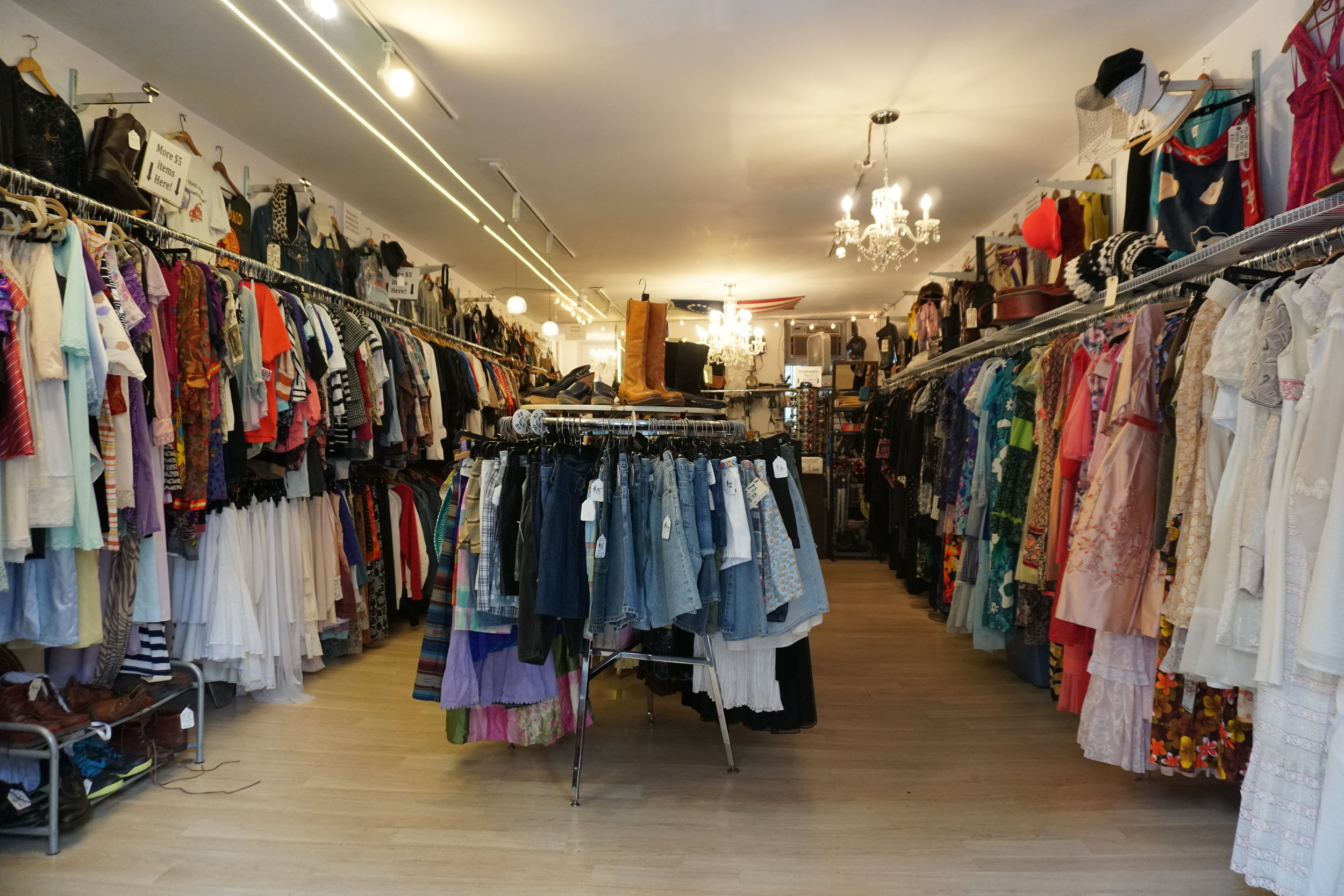 Brooklyn clothing stores