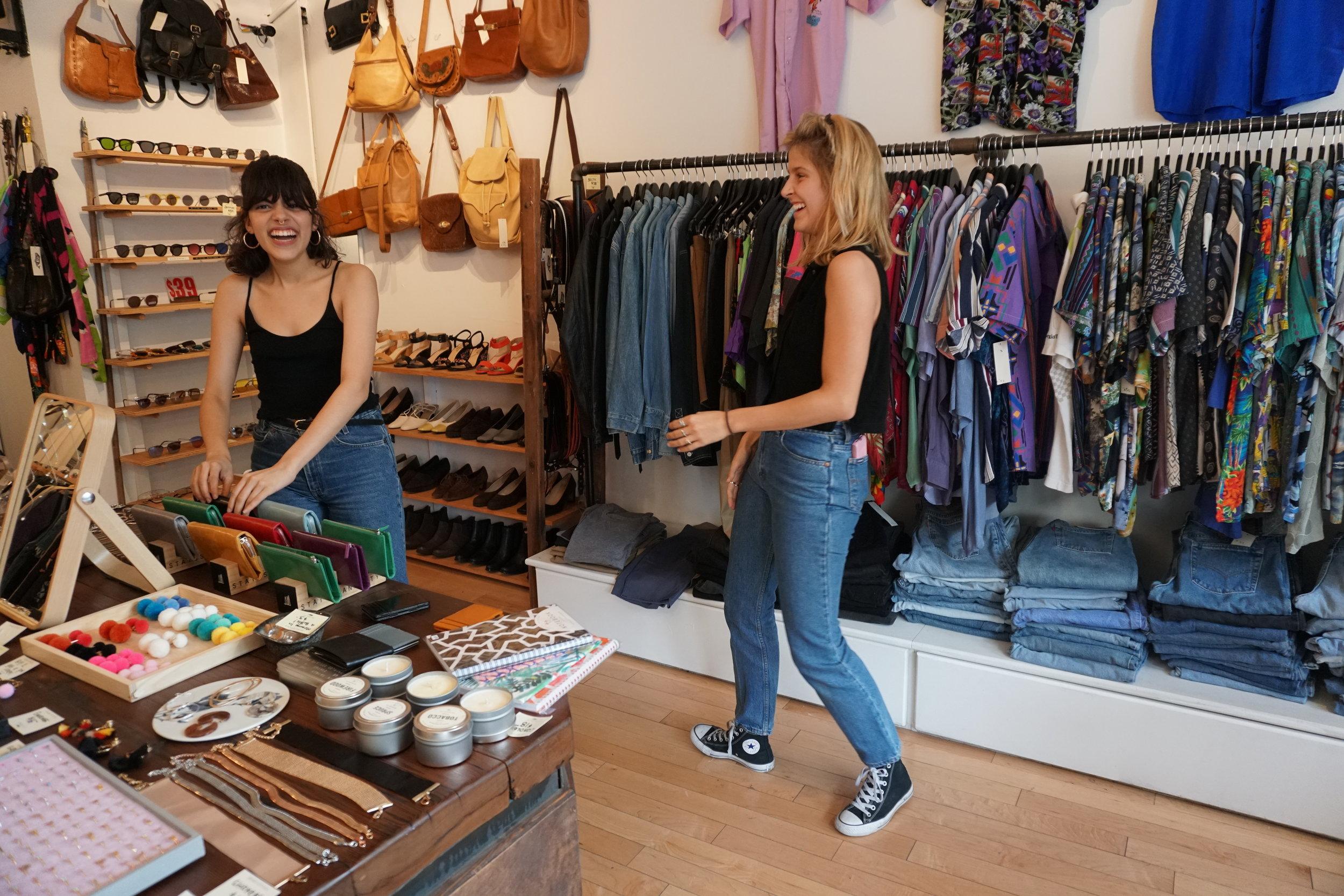 Fallon's clothing store brooklyn