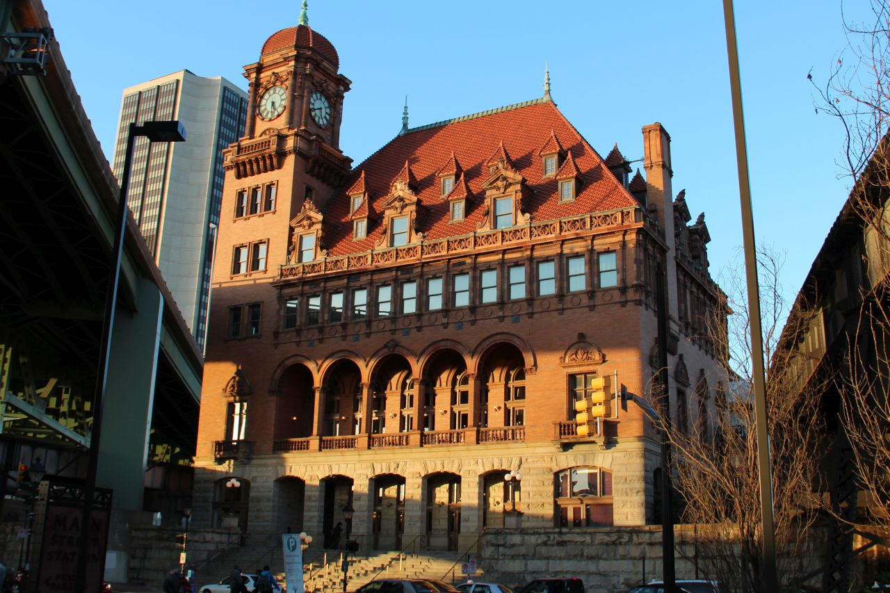 The Most Beautiful Amtrak Train Stations In The Usa The
