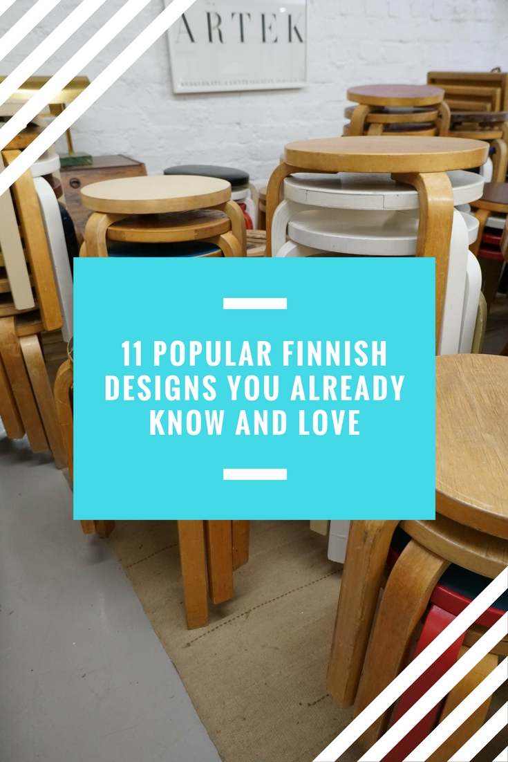11 Finnish Designs You Already Know and Love