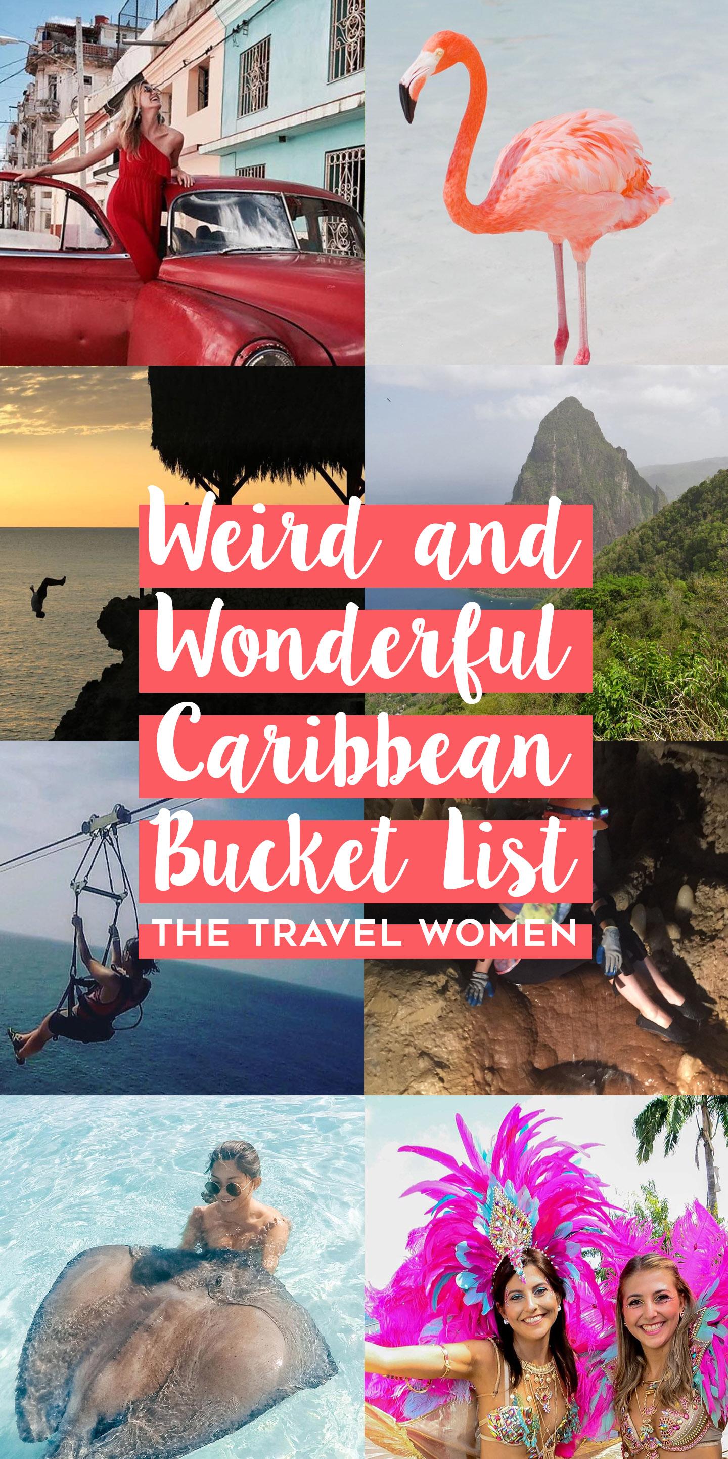 Caribbean Bucket List