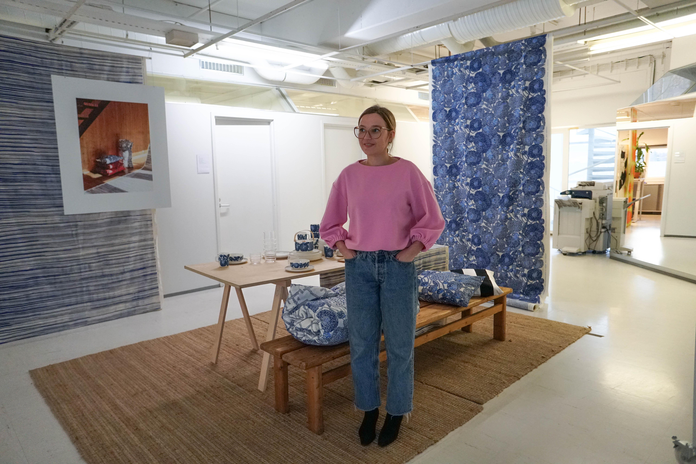 Riikka Designer at Marimekko
