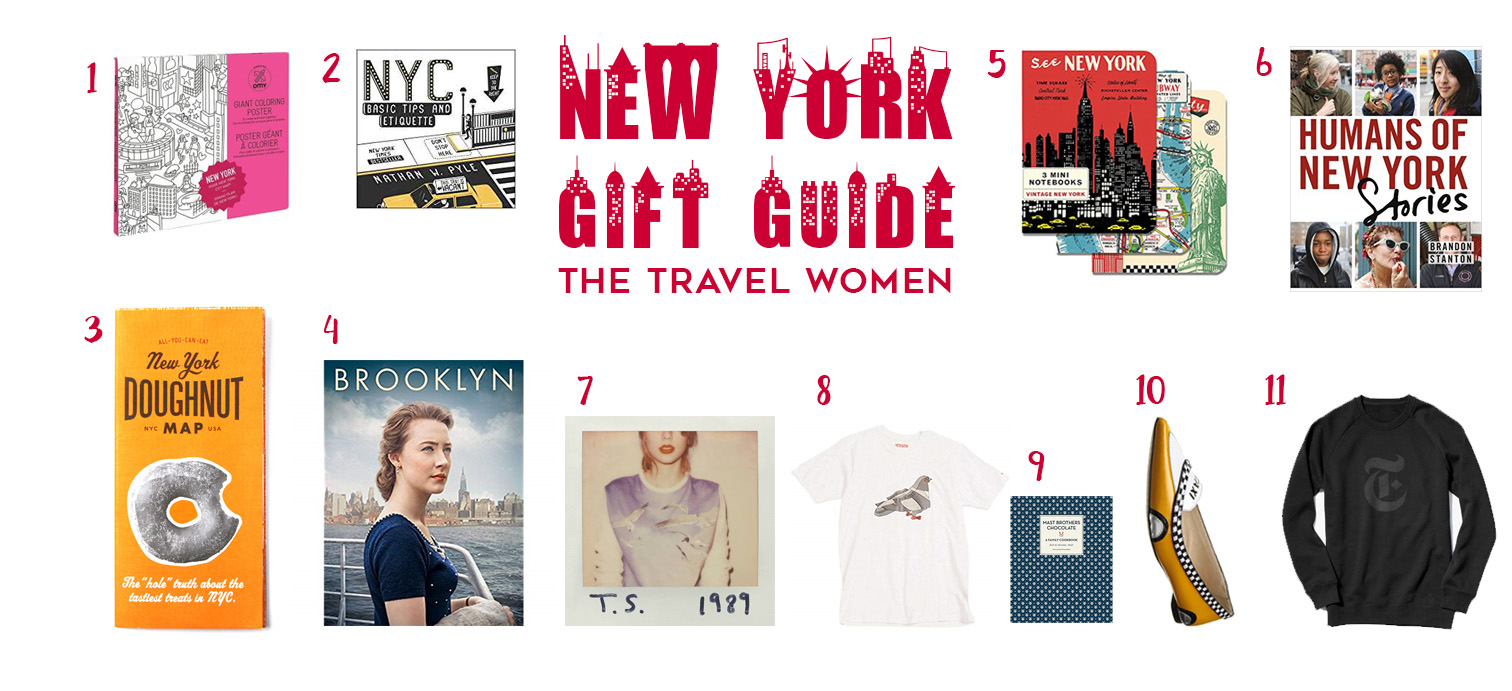 New York City Gift Guide