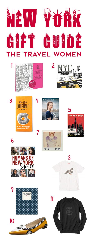 New York City Gift Guide