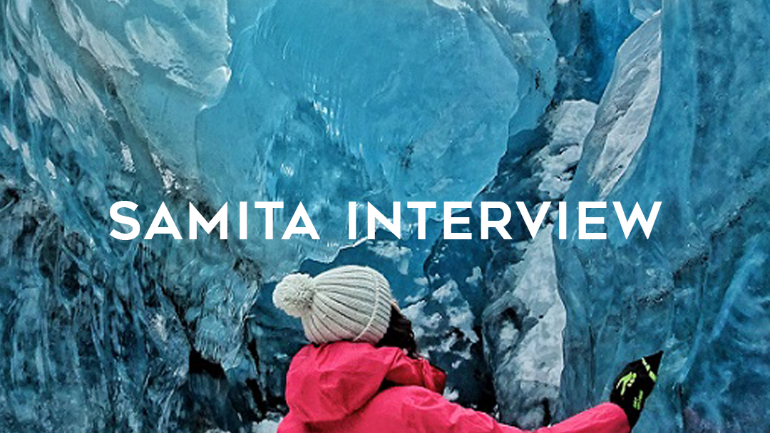 samita interview