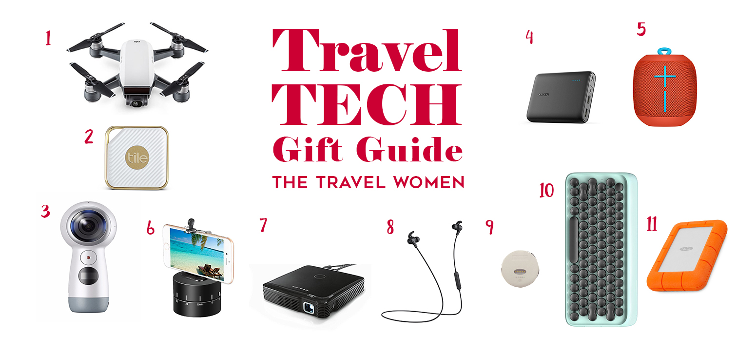 The Ultimate Travel Tech Gift Guide