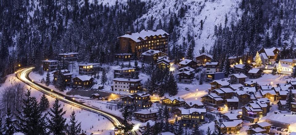 Meribel Ski France