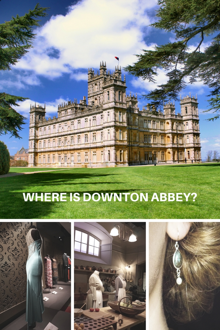 Downton Abbey Exhibition Extended