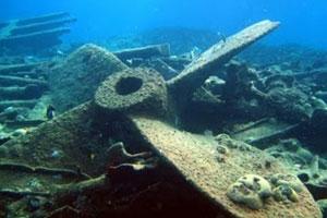 Cristobal-Colon-Shipwreck