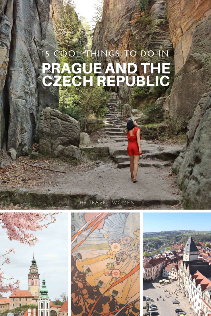 15 Cool Things To Do in Prague and the Czech Republic Pinterest