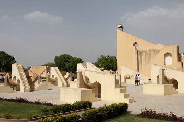 Jantar Mantar: The Astrology Garden Jaipur