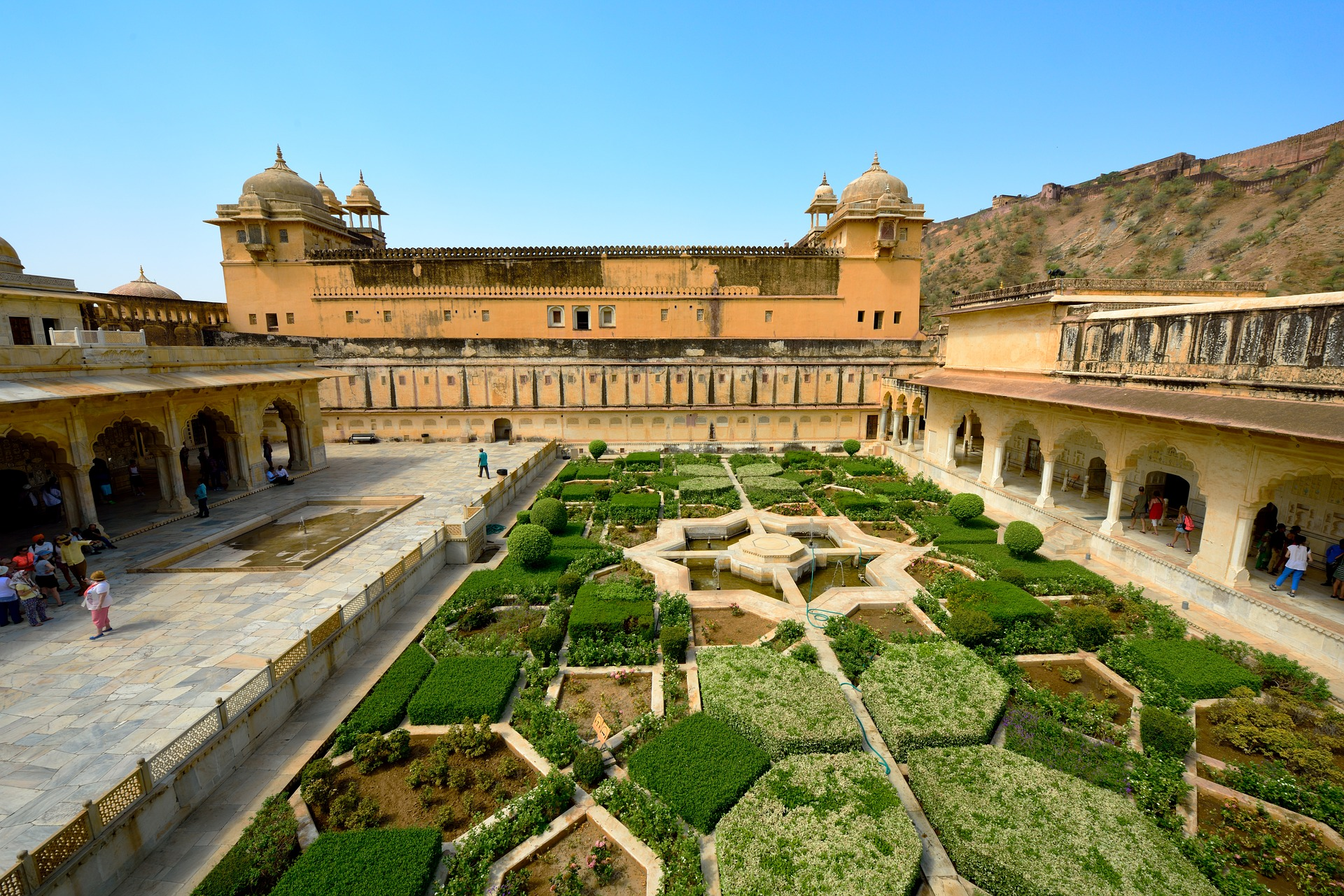 Amber Fort: The Wonder of India