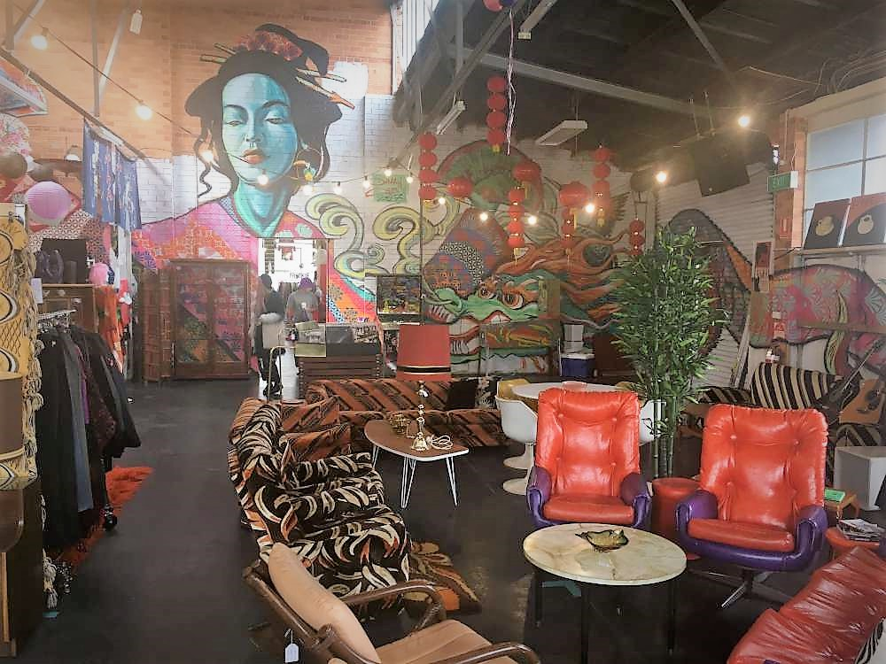 Top Things To Do in Melbourne vintage shopping