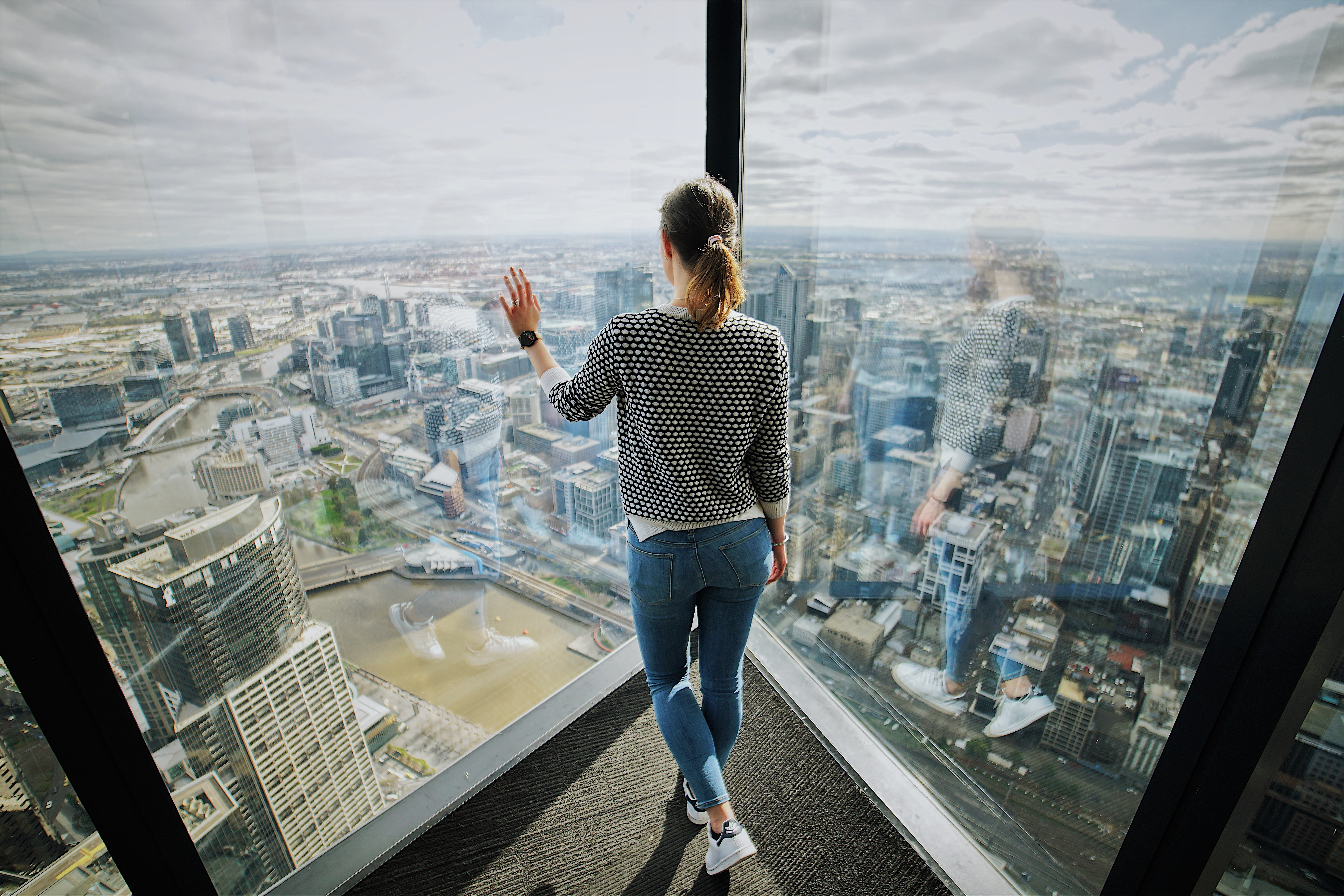 Top Things To Do in Melbourne eureka skydeck