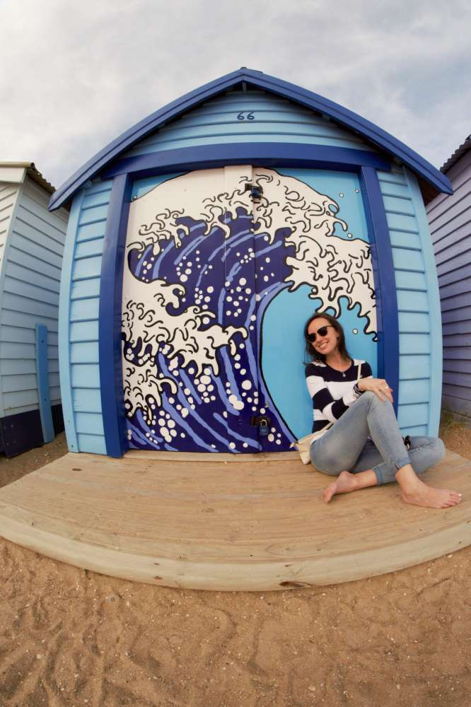 Top Things To Do in Melbourne Brighton Beach box house wave