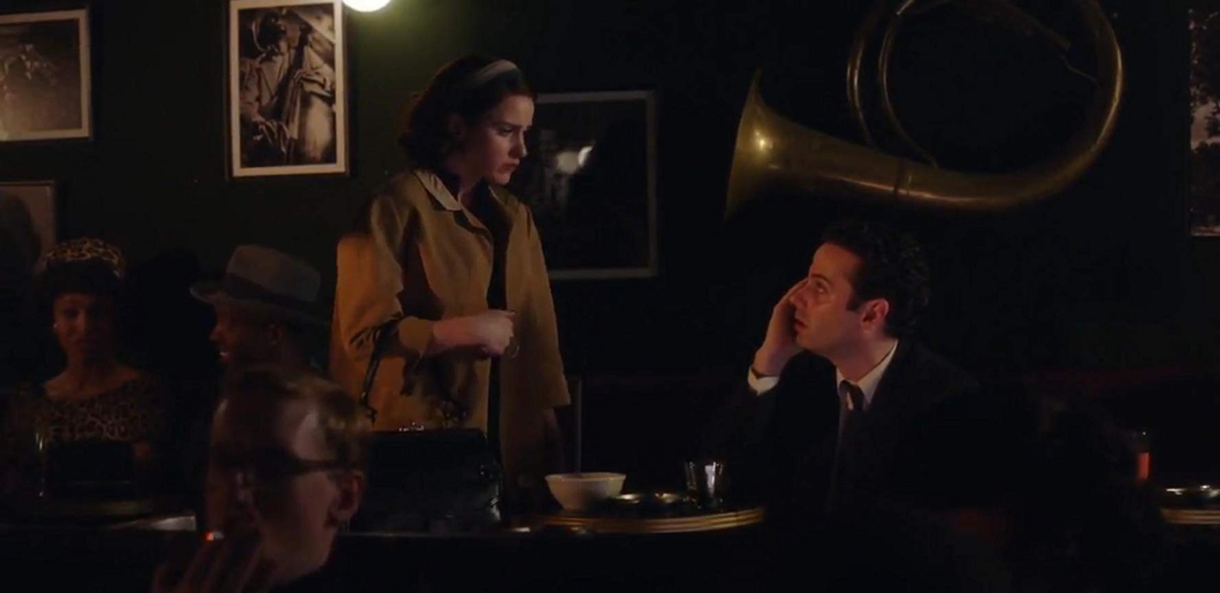 NYC Film Locations Guide to The Marvelous Mrs. Maisel Lenny Bruce Village Vanguard