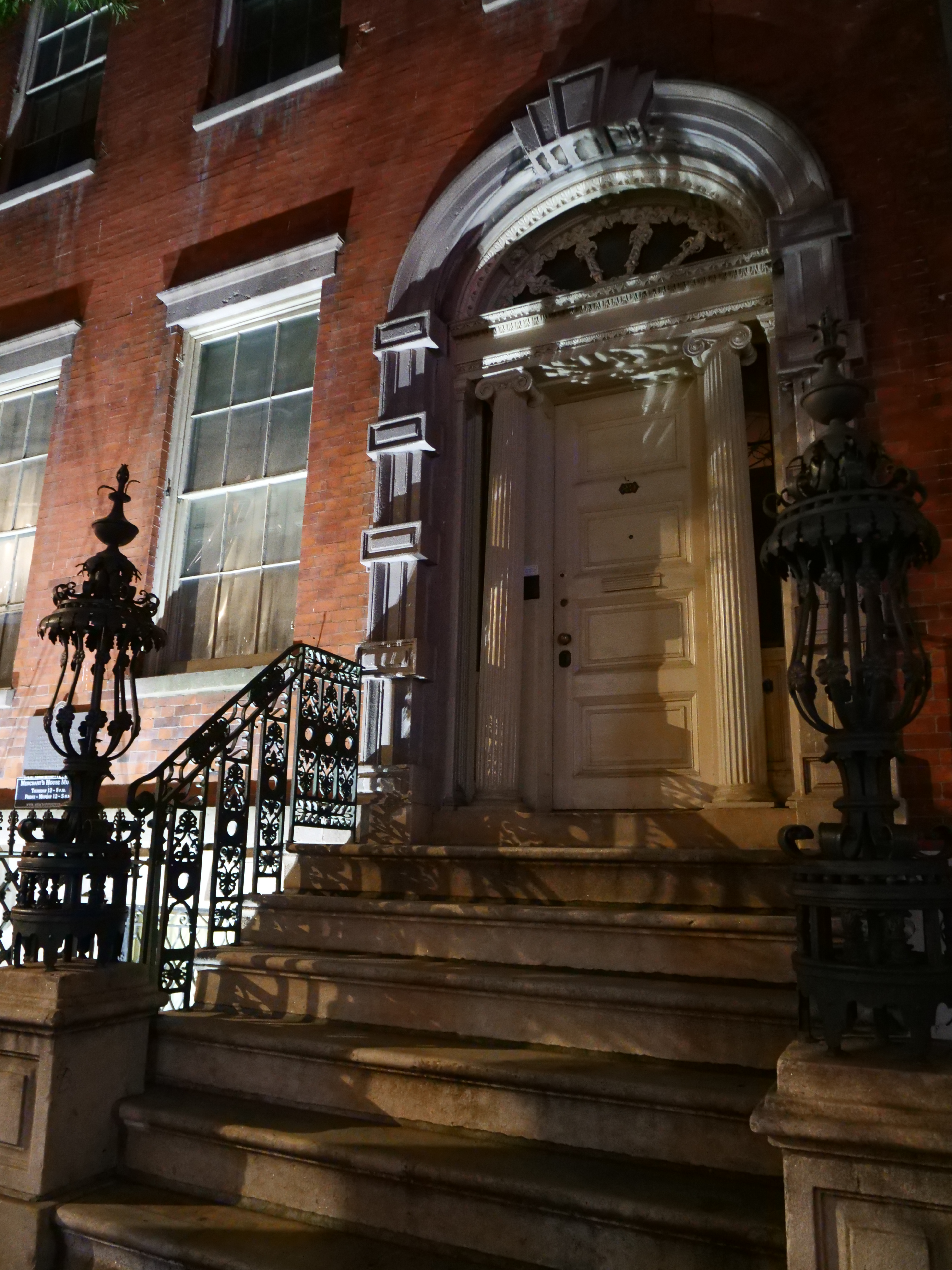 11 Things To Do for Halloween in NYC most haunted house Merchant's