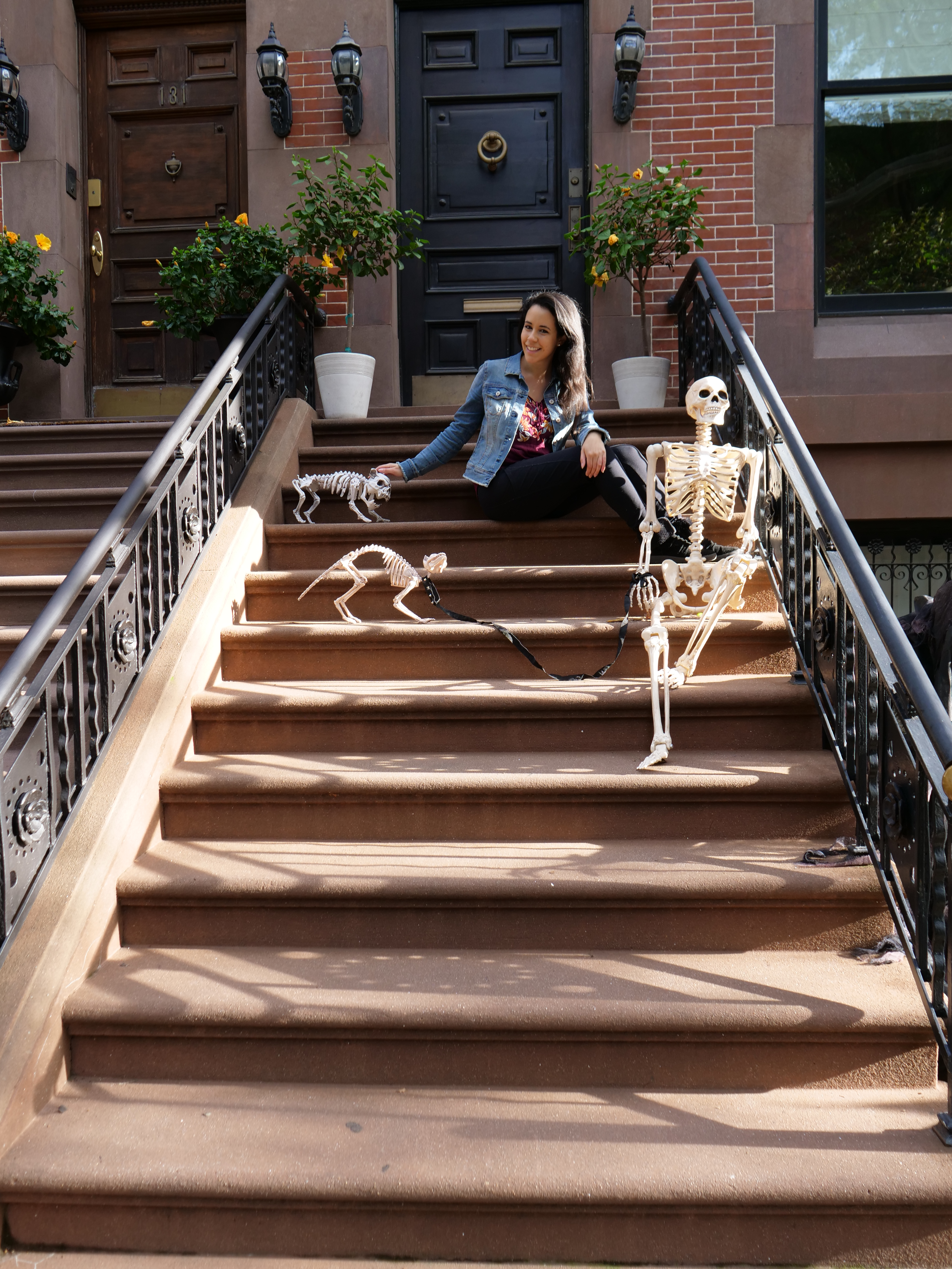 11 Things To Do for Halloween in NYC UES brownstone