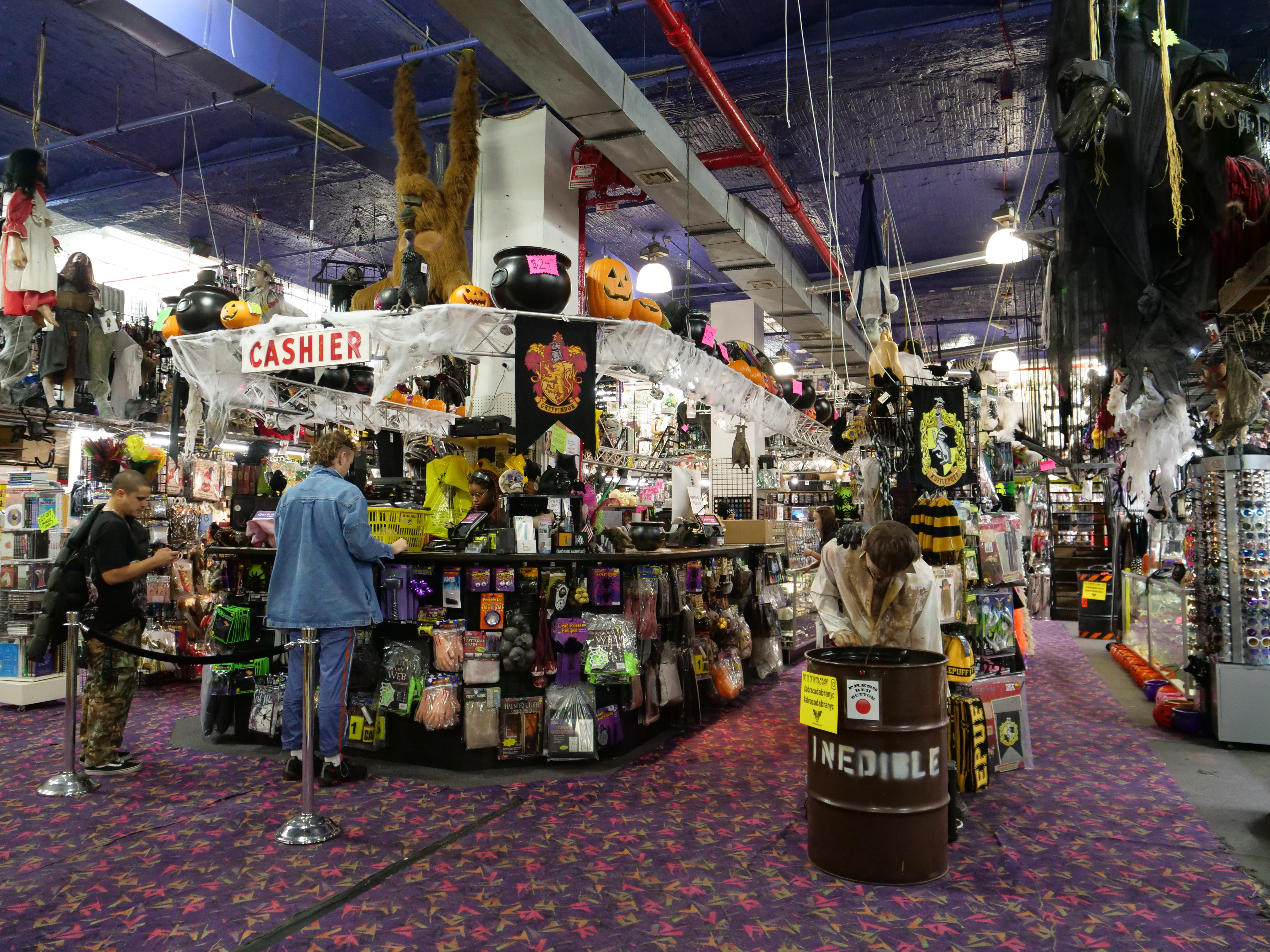 11 Things To Do for Halloween in NYC store Halloween Adventure