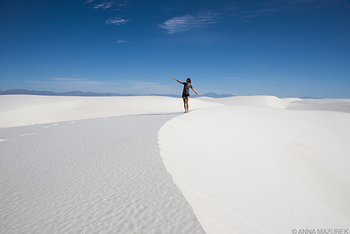 11 Budget Tips to Save Money for Travel White Sands