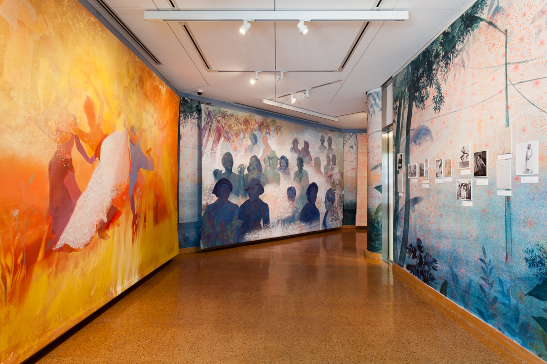 February NYC Guide Firelei Báez Installation 6 Studio Museum Black History Month
