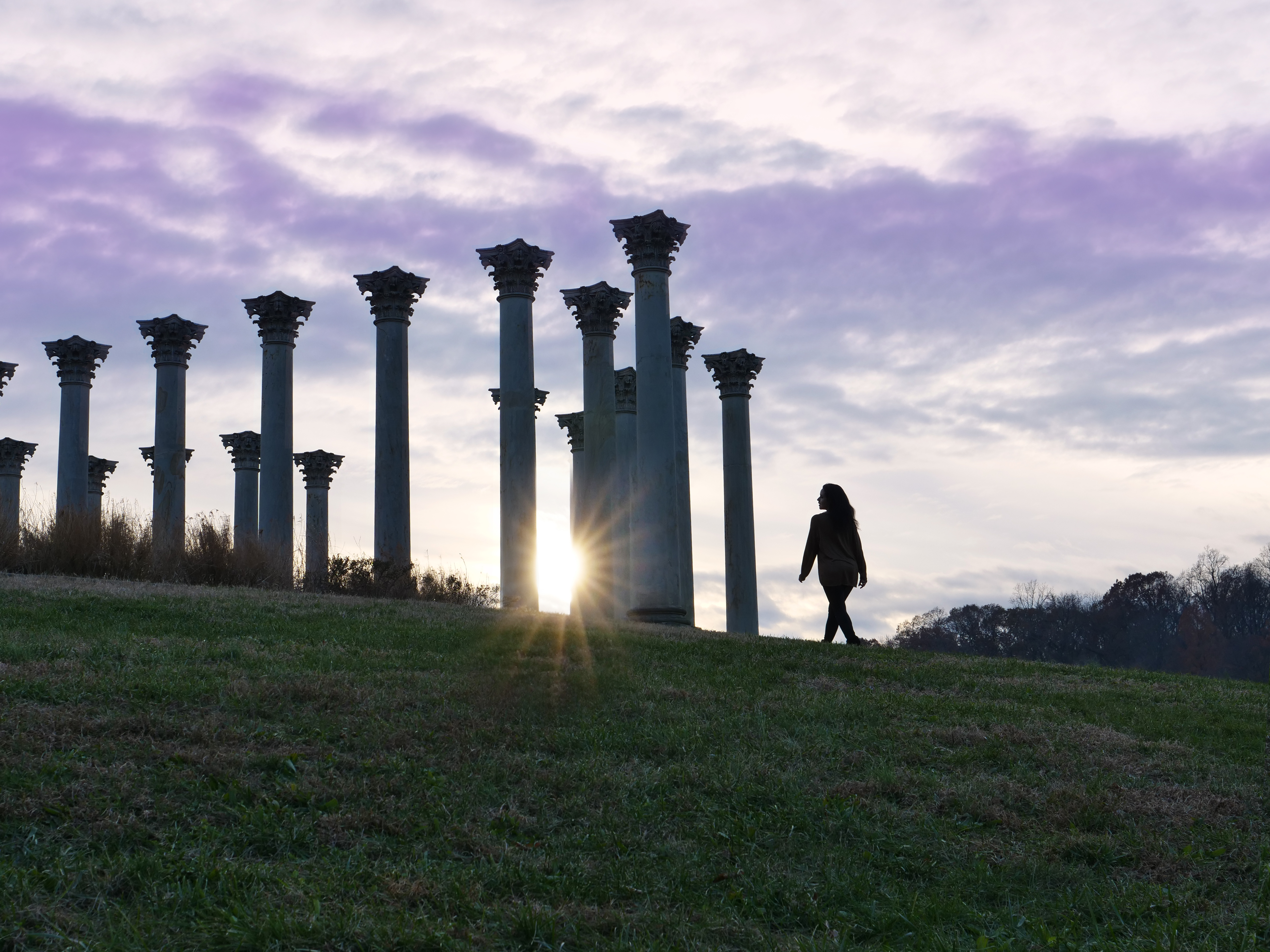 5. The Capitol Columns at the National Arboretum The Travel Women