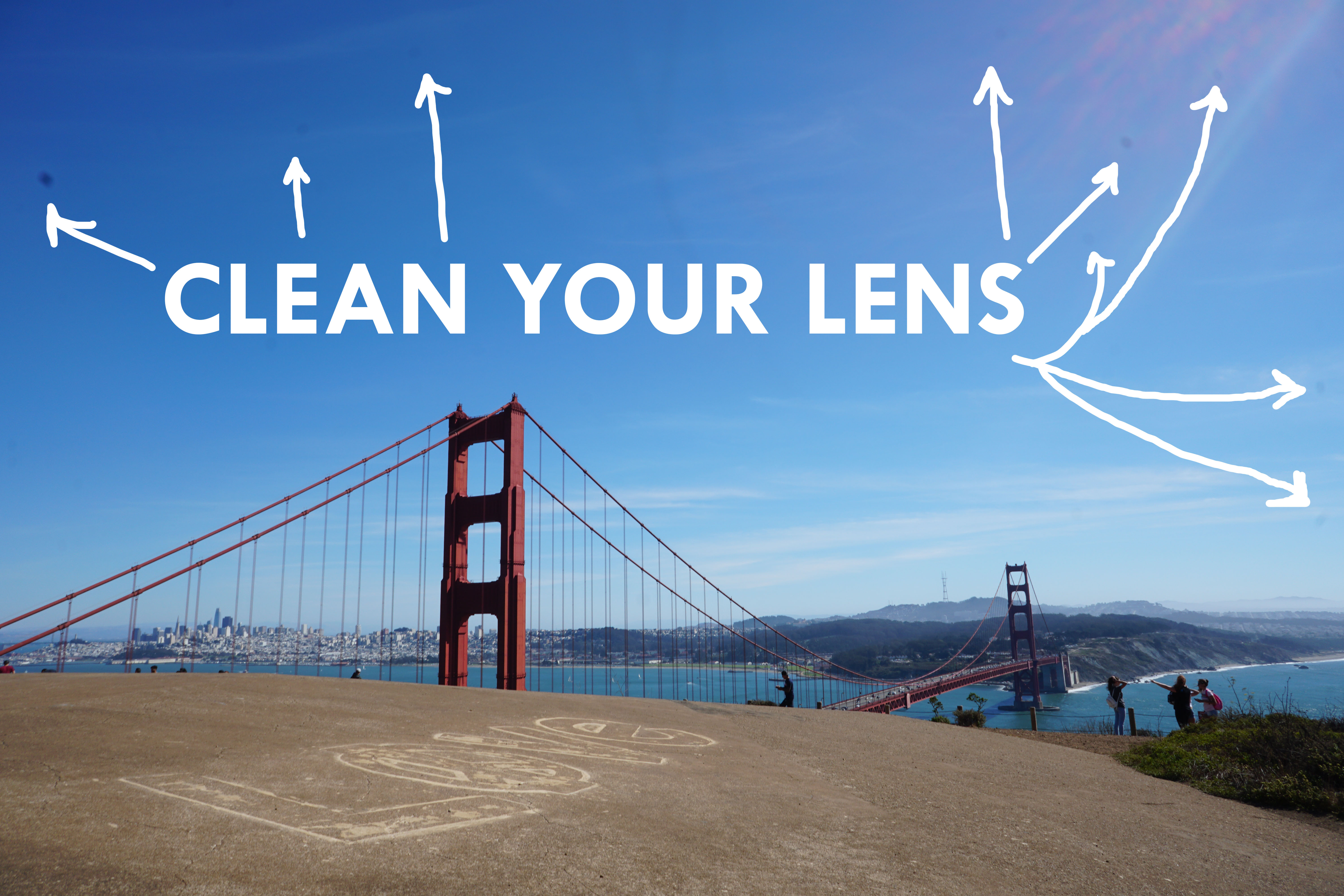 Top Video shooting mistakes clean your lens