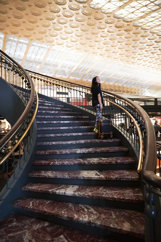DC union station Instagram Places Washington DC
