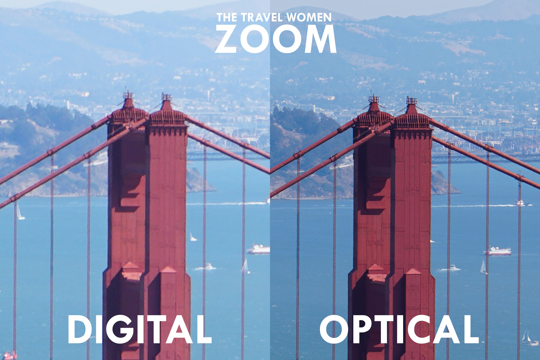 zoom digital optical video shooting mistakes