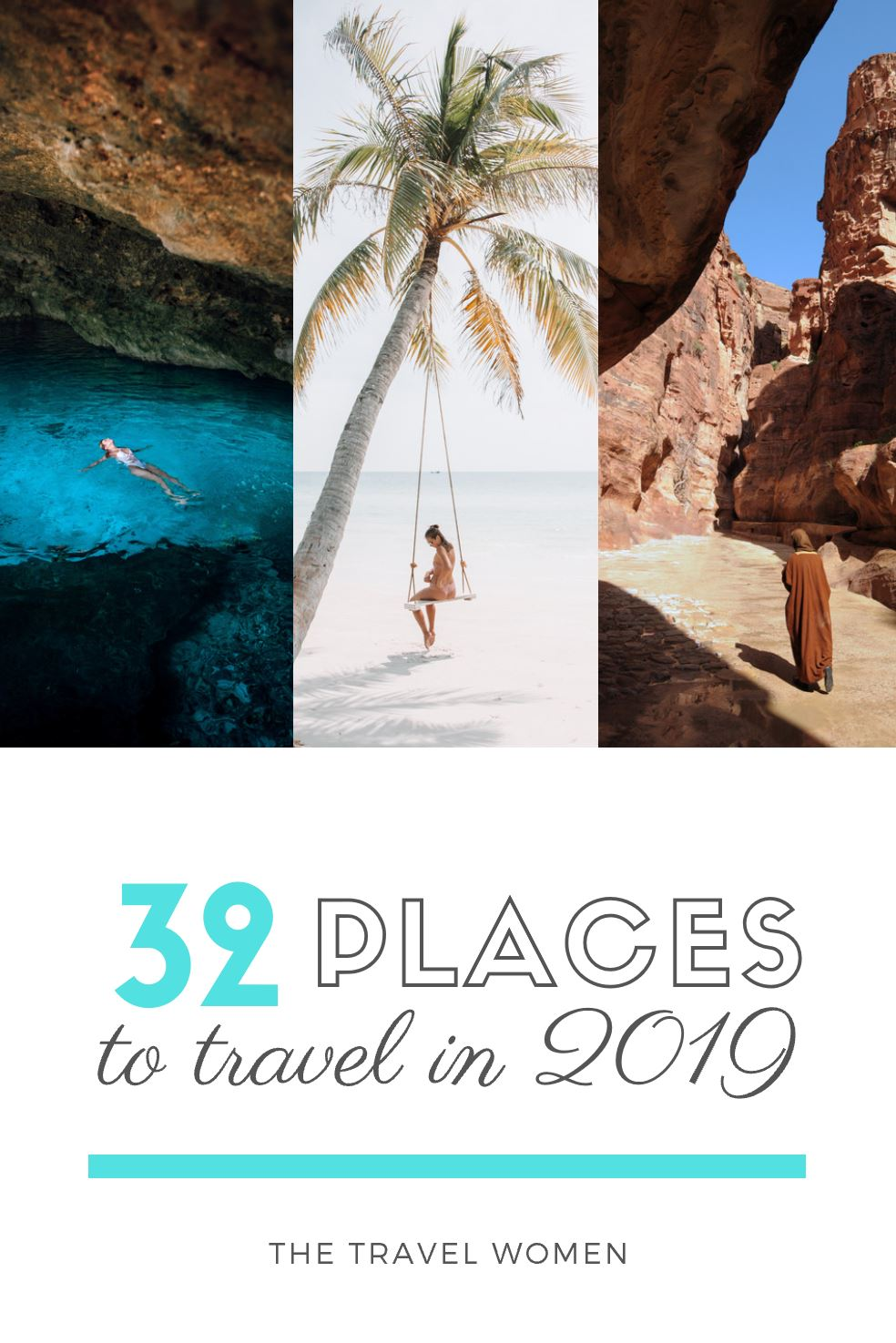 32 Places to Travel in 2019