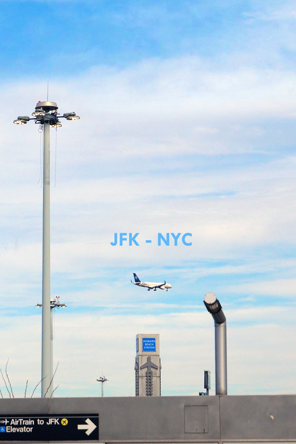 JFK to NYC guide