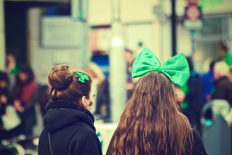 Ireland Saint Patrick's Day Parade NYC