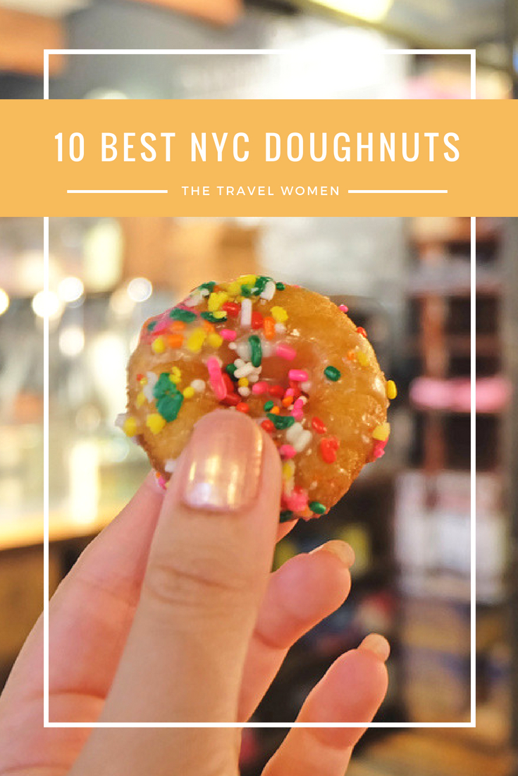 Best NYC doughnuts