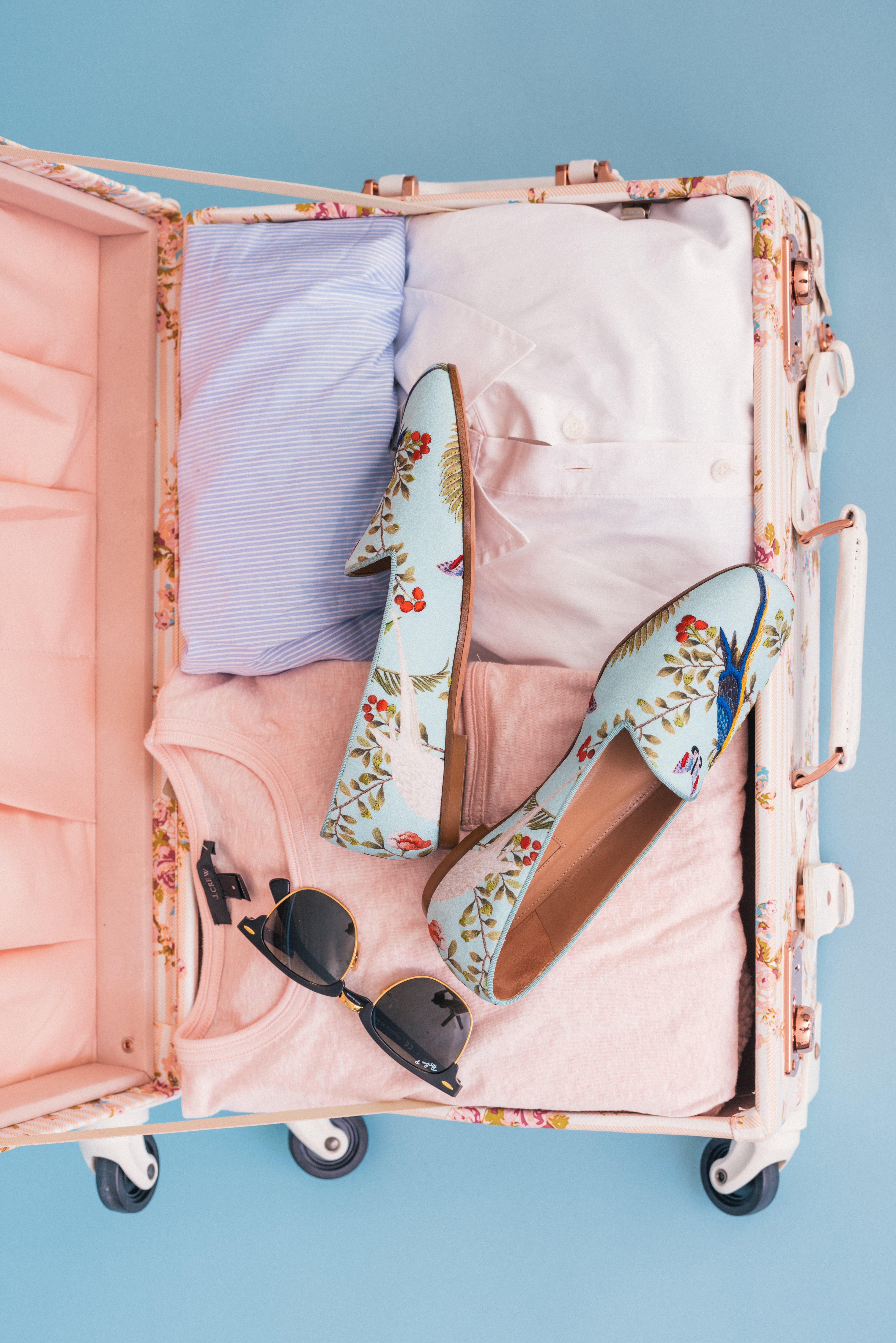 Top Packing Hacks The Travel Women