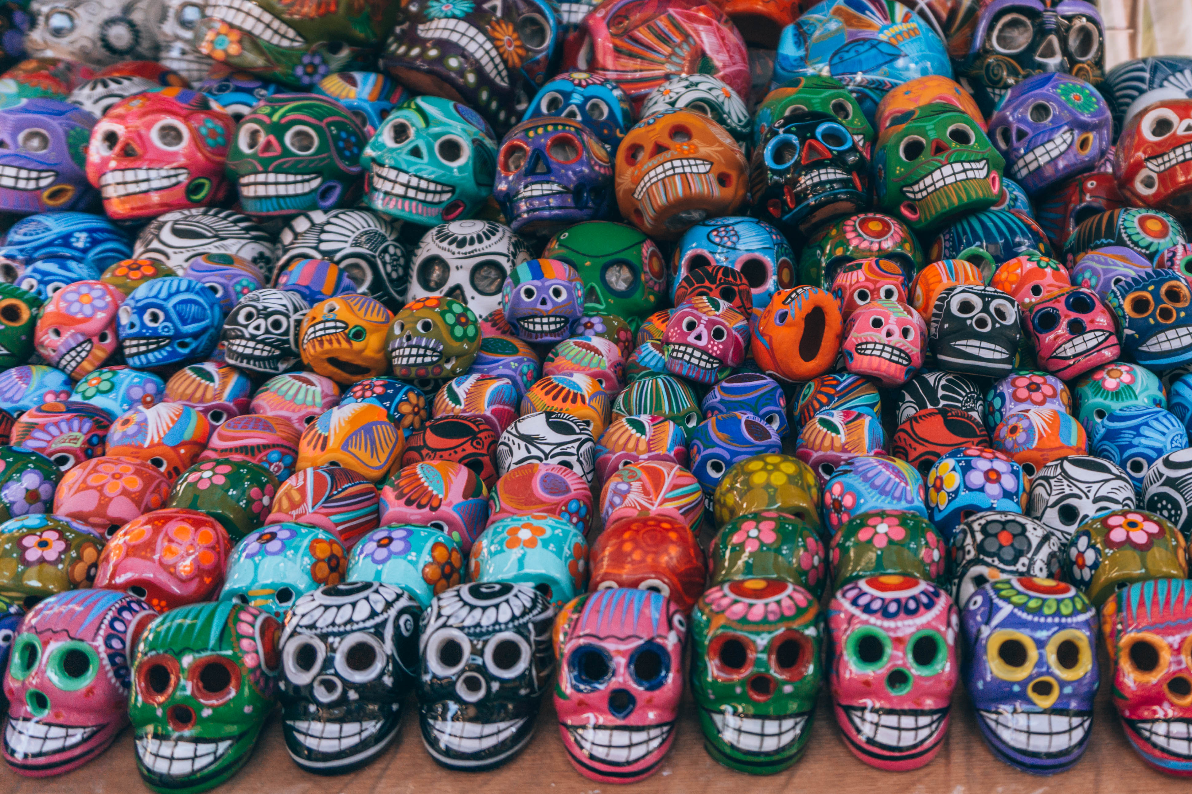 Photos of day of the dead in mexico