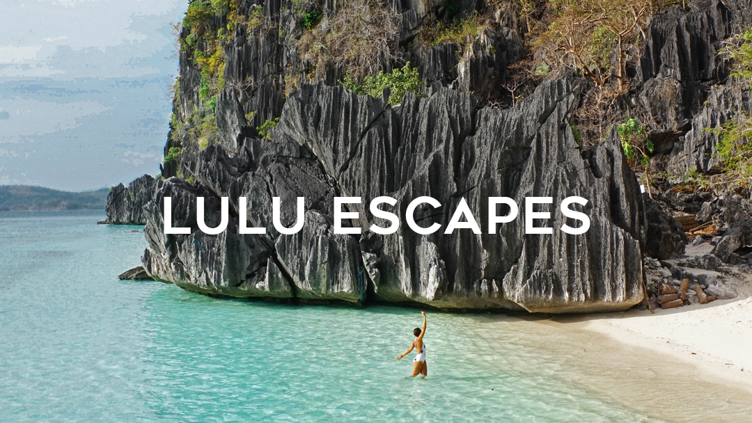 Lulu escapes in Phillipines