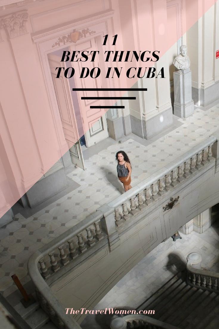 11 BEST THINGS TO DO IN CUBA