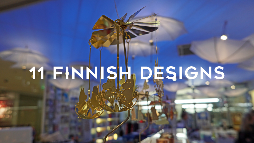 11 Finnish designs