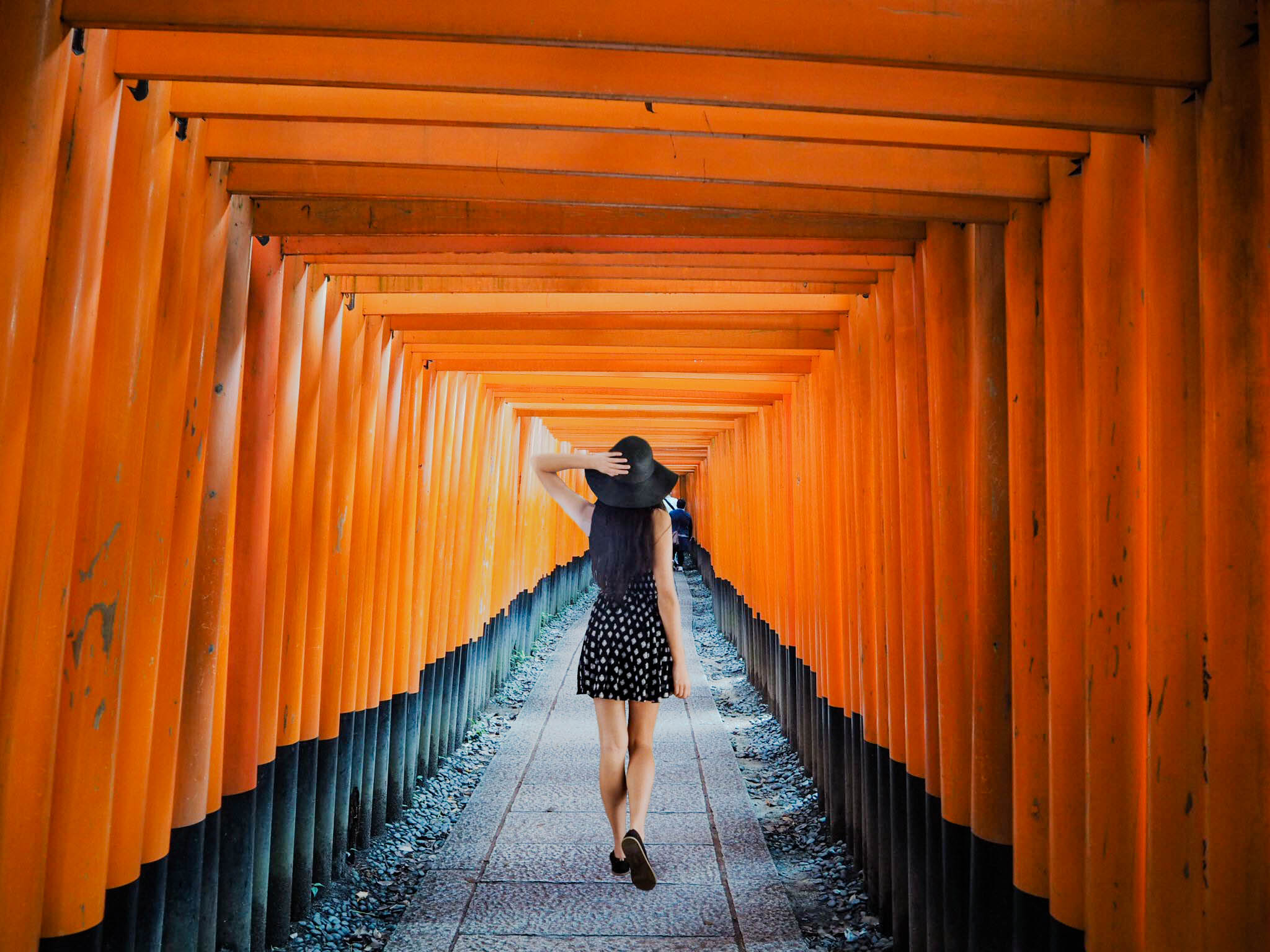 Japan Kyoto Gates