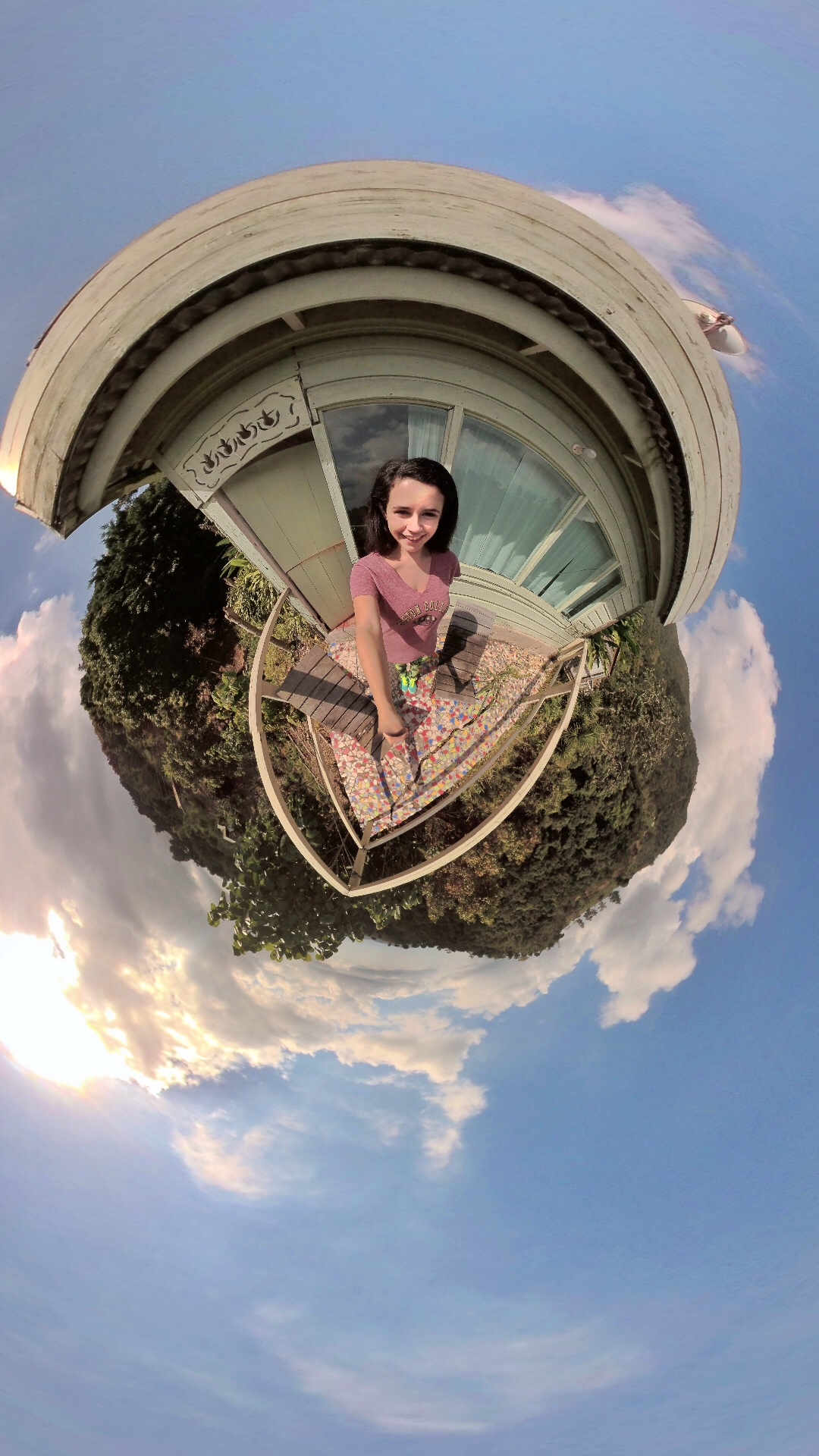 Jamaica Tiny Planet 360 photo