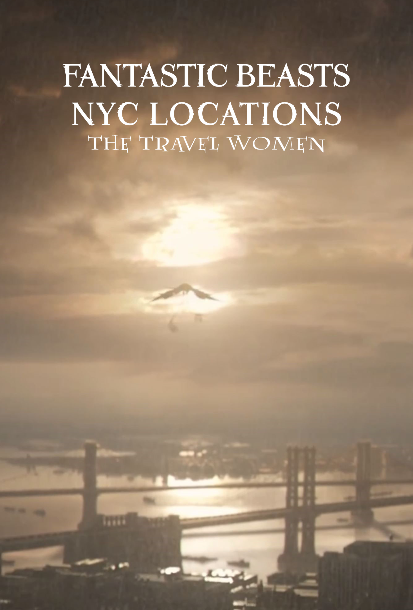 Fantastic Beasts and Where to Find Them NYC Locations