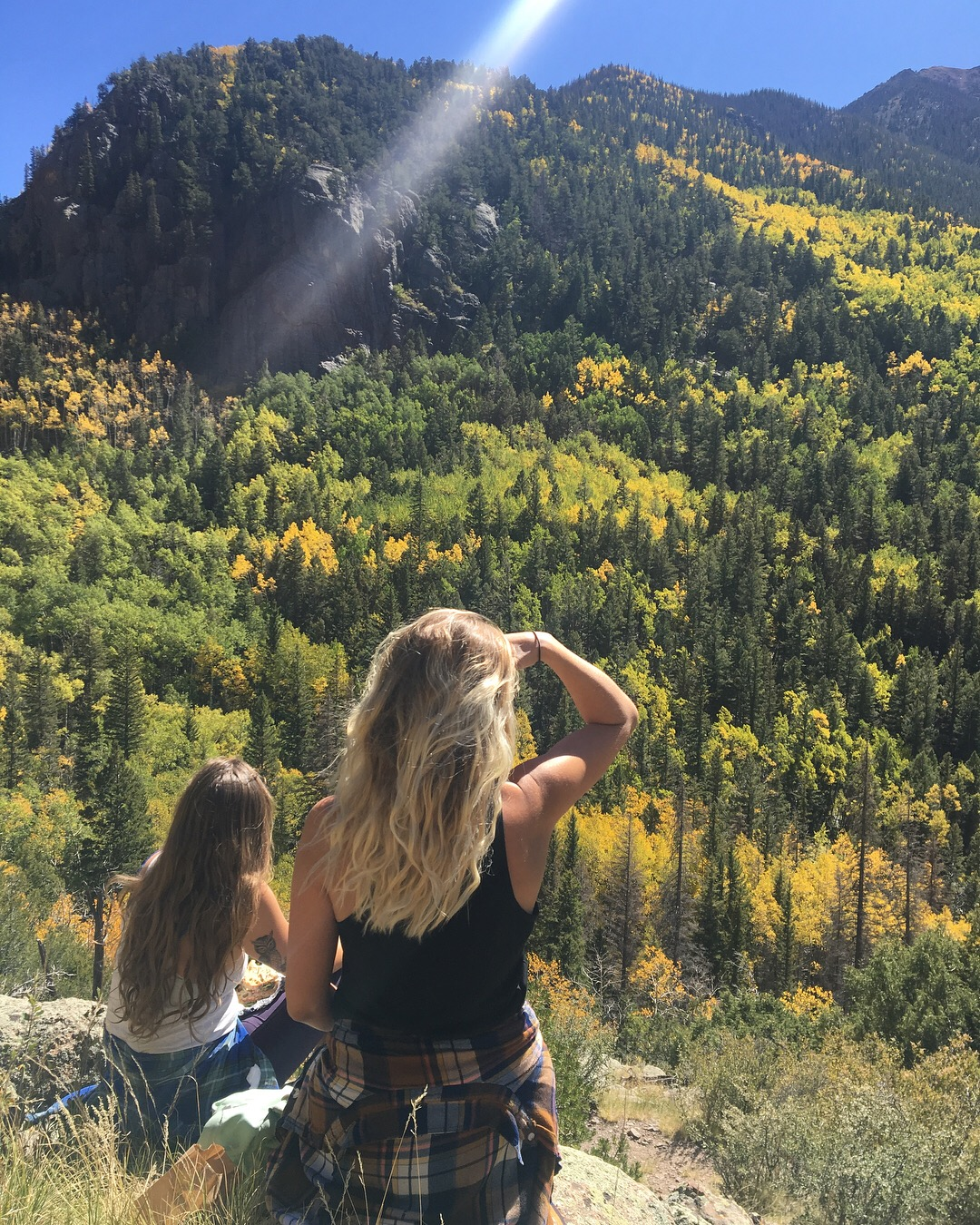 Whitney Tressel by Jenn Bohannon Crestone Colorado