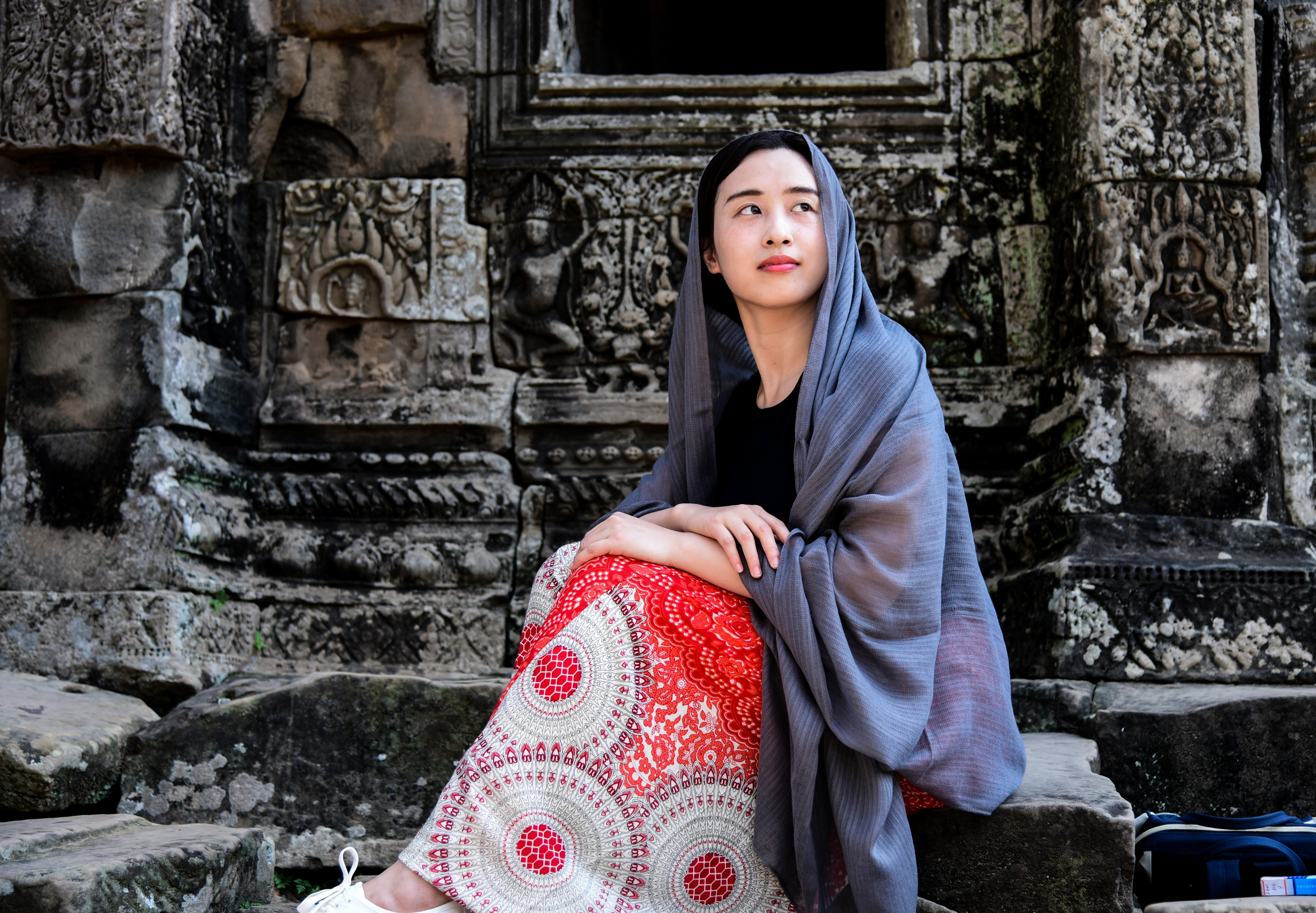 Scarf 13 things every woman should know before travelling to India