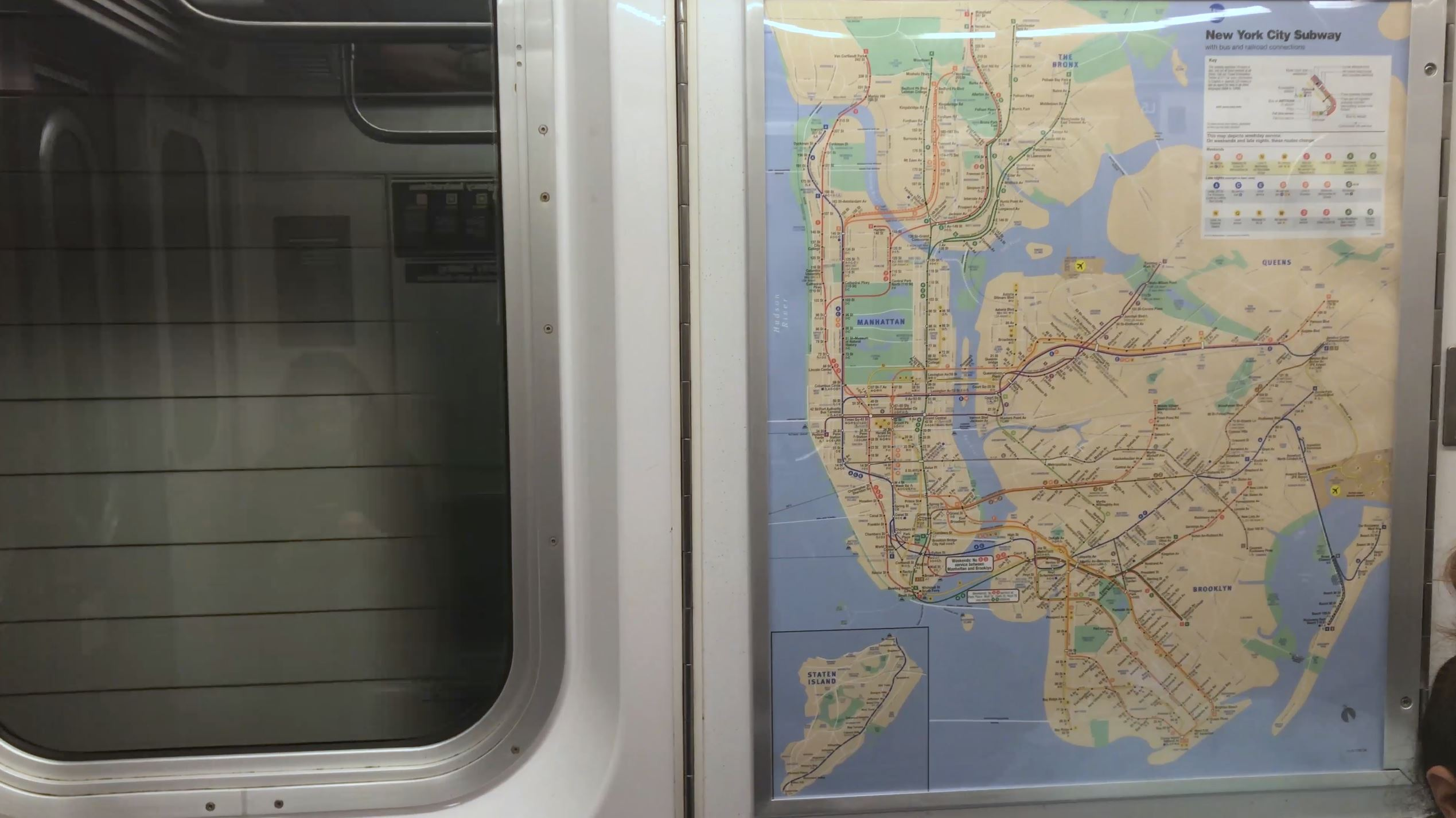 25 Things You Need to Know About the NYC Subway