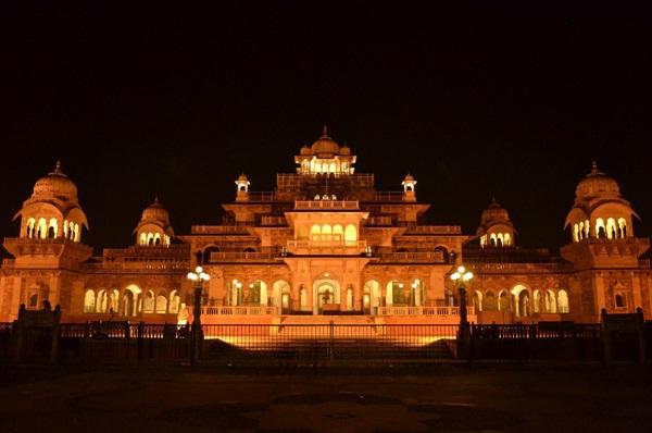 Albert Hall Museum Jaipur
